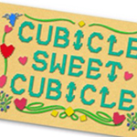 cubicle sweet cubicle print from omniverz.com